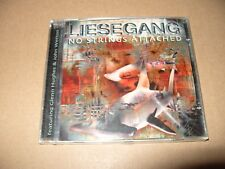 Liesegang - No Strings Attached (2004) cd New and Sealed