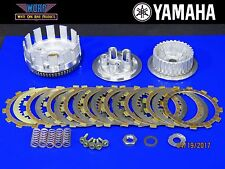 2006 Yamaha YZ250F Clutch Basket Pressure Plate Hub Inner Boss 5NL-16150-10-00