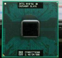 Processore 800MHZ Intel T8300 Core 2 Duo SLAYQ SLAPA Socket P 3MB 2.4GHZ RLIT