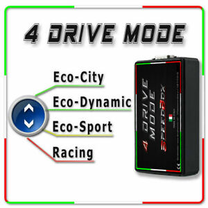 Centralina Aggiuntiva per Toyota Yaris 1.4 D4D 75 cv Digital Chip Tuning Box