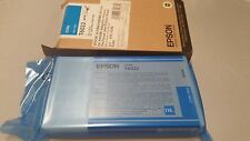 New Genuine Epson T6022 Cyan Stylus Pro Ink 7800/7880/9800/9880 exp 2016