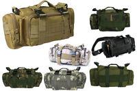 Military Tactical Rucksacks Backpack Sport Trekking Camping Hiking Hunting Bag