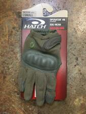 HATCH Operator HK Knuckle Glove with KEVLAR- SMALL ONLY-  Color FOLIAGE