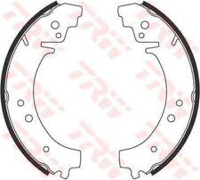 GS8222 TRW Brake Shoe Set Rear Axle