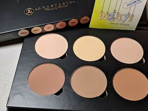 ANASTASIA Beverly Hills ABH Contour Kit Refill Powder Banana Fawn PICK UR SHADE