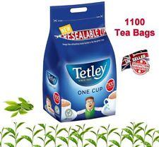 1100 Sacs une tasse de thé sacs Traiteur Pack 2.5 kg Tetley Bureau Vrac emballag...