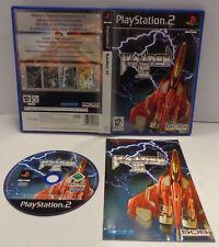 Console Game Gioco SONY Playstation 2 PS2 505 GameStreet Play PAL - RAIDEN III 3
