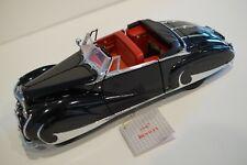 1947 Bentley MkVI Cabriolet body by Franay 1/24 scale