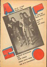ALOHA 1972 John Lennon ROBERT CRUMB Mike Lorsch NEIL YOUNG HARVEST Ewald Vanvugt