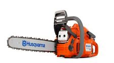 """Husqvarna 450e with 18"""" bar and chain - Free Shipping"""