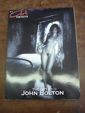 ART FANTASTIX SELECT n°6- The art orf John Bolton