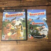 Barnyard (Sony PlayStation 2, 2006)- Complete