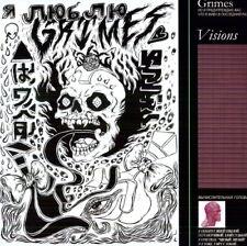 Grimes - Visions [New Vinyl LP]