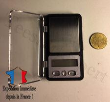 Plus petite Balance électronique de précision 0.01g à 200g de poche digitale