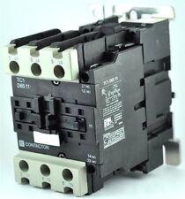 TC1-D6511-G6 - SHAMROCK CONTACTOR, 65 AMPS, 120/60 VAC, 1NO/1NC, NON-REVERSING
