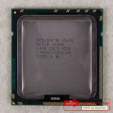 Intel Xeon X5690 Six-Core CPU (BX80614X5690) 1366 SLBVX 3.46/12M/3200 Free ship