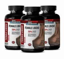 Sexuales - FEMALE LIBIDO BOOSTER SS - Enhance Pleasurable Sexual Experience 3B