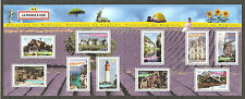 FRANCE 2004..Miniature Sheet n° 77 MNH..France To Be Seen..PORTRAITS OF REGIONS