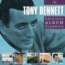 5cd Original Album Classics - The Be At Of My Heart; I Left My Heart In S An Fra