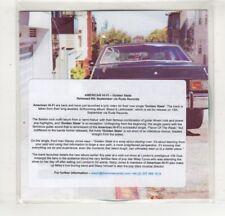 (HM373) American Hi-Fi, Golden State - DJ CD