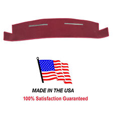 Chevy Caprice 1977-1990 Burgundy Dash Board Dash Cover Mat Pad Custom CH7-10.5