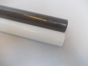 40 mm Nylon6 ROD 400 mm length Engineering Plastic round bar