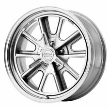 AMERICAN RACING VN427 Shelby Cobra 17X8 5x114.30 Offset 0 Polished (Qty of 4)