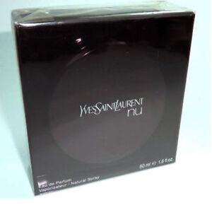 YSL NU Eau De Parfum Natural Spray - 50ml Cellophane Wrapped