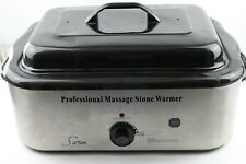 Professional Massage Stone Warmer Sivan Health & Fitness 18 Quart