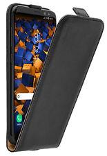 mumbi Ledertasche für Samsung Galaxy S8 Plus Tasche Hülle Case Cover Flip-Case