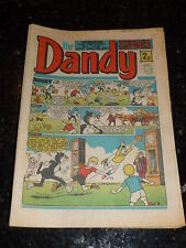 DANDY Comic - Issue 1658 - Date 01/09/1973 - UK Paper Comic