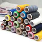 24 Lot 100% Polyester Spools All Purpose Stitching Sewing And Quilting Threads