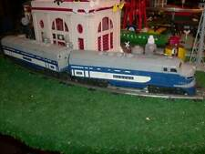 Lionel Postwar 2240 Wabash F3 Ab Diesels Good Condition Orig. 1956 Runs Well
