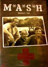 MASH The COMPLETE SEASON TEN (1981-1982) 21 Episodes incl 2 Fan Favorites SEALED