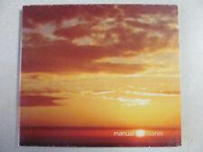 MANUAL ISARES DIGIPAK STATIC CARAVAN ORIGINAL 2003 ISSUE 4 TRK CD POST POP ROCK