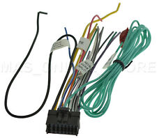 s l225 pioneer car audio & video wire harnesses for 1000 ebay pioneer avx-p7300dvd wiring harness at bakdesigns.co