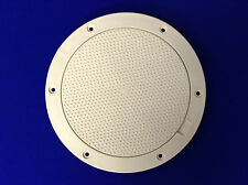 Round Non slip Push in Access inspection hatch Waterproof deck plate 216mm hole