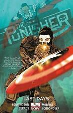 The Punisher, Volume 3: Last Days by Edmondson, Nathan -Paperback