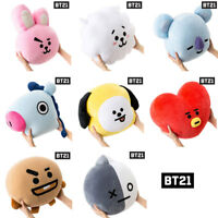 BTS BT21 Official Authentic Goods 16.5inch 42cm Cushion Basic Ver 8 characters