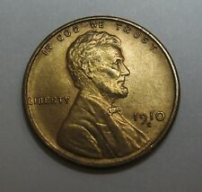 Gorgeous 1910-S Lincoln Wheat Cent Superb Gem BU RED As Nice As They Get     p30