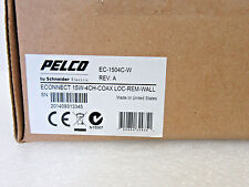 New Pelco EthernetConnect Ec-1504C-W 4-Port Ethernet Coaxial Extender