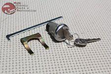 68 Chevelle Nova Trunk Rear Deck Lid Lock Cylnder Key Set Kit OEM Pear Head Keys