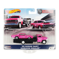 Hot Wheels Car Culture Team Transport '68 Dodge Dart Horizon Hauler