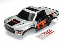 Traxxas Part 5826T Fox Edition Ford Raptor Painted Slash Body New in Package