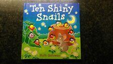 Ten Shiny Snails by Ruth Galloway (Hardback, 2010)