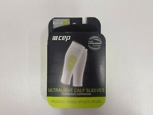 cep Ultralight CALF SLEEVES 2.0 (WS45LD2) Prog.+ Compression Women's Size 2 NEW
