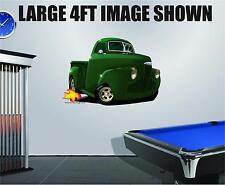 DB 1947 Studebaker Pickup Wall Decal Graphic Vinyl Cartoon Car Classic Truck 2ft