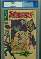 Avengers 26 CGC 9.4 Marvel Infinity War Endgame Wasp Scarlet Witch Hawkeye 1