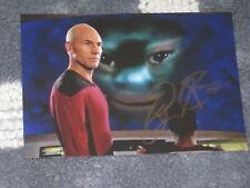 Actor EARL BOEN Signed STAR TREK 4x6 Photo AUTOGRAPH