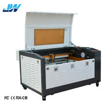 Imposta incluso 4060 60w co2 Incisione Laser/macchina da taglio 400x600mm laser CNC